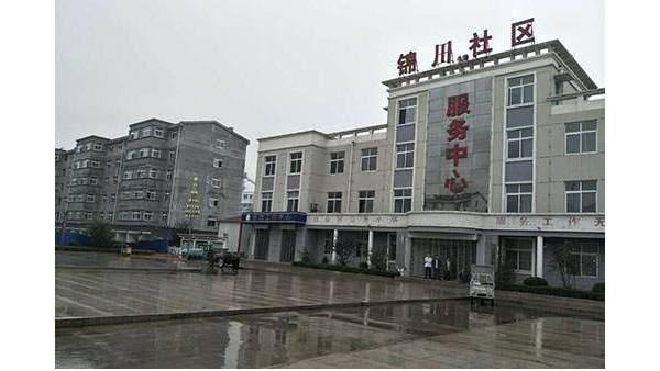 金马首   赵官锦川社区安置房木门工程