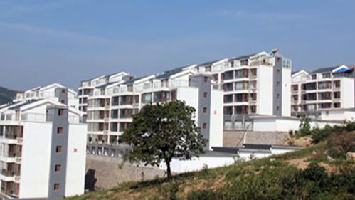金马首 | 淄博原山集团职工公寓木门工程