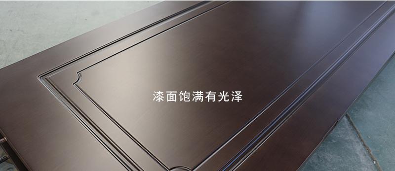 阳光大姐教育基地项目木门细节