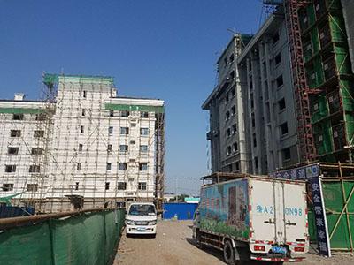 北京市公租房免漆门工程-金马首木门-怀柔区建委木门项目